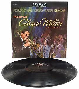 Vinyl LP The Great Glenn Miller & His Orchestra CAS 751 RCA Camden 1964