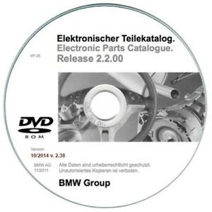 Bmw Mini Etk 12015 Catalogue Spare Parts Spare Parts With