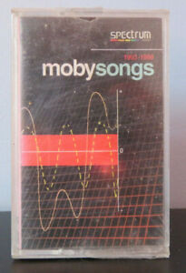 Sealed-Cassette-MOBY-Songs-1993-1998