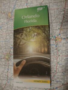 Details about AAA ORLANDO FLORIDA Travel Road Map Vacation Roadmap on greater harrisburg map, greater columbia map, greater tennessee map, greater columbus map, greater new mexico map, greater port harcourt map, greater ohio map, greater sarasota map, greater washington map, orlando airport airline terminal map, orlando on us map, orlando fl and vicinity map, orlando international airport terminal b map, greater providence map, greater alaska map, greater mobile map, greater louisiana map, greater peoria map, greater rochester map, orlando district map,