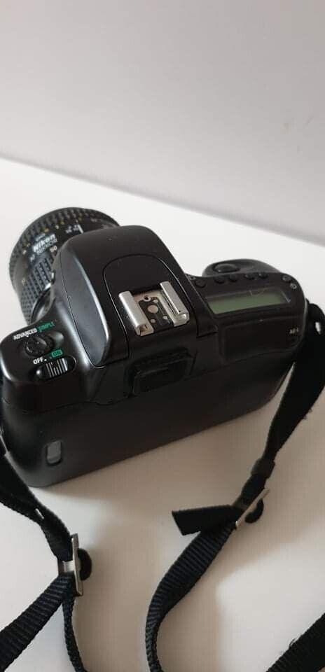 Nikon, F50, God