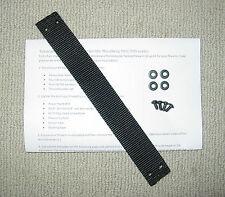 Tactical Strap Kit for Mossberg 500 Handguard Forend Shotgun Blank Black Hand
