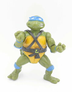 Vintage-rare-1988-Leonardo-Teenage-Mutant-Ninja-Turtles-action-figure-Playmate-Ninja-Turtles-a