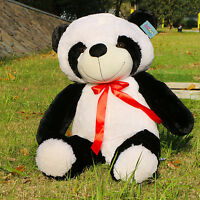Giant Huge Big 40 Panda Teddy Bear Plush Soft Cuddly Toy Valentine Gift