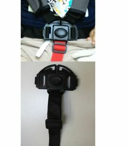 BOB-REVOLUTION-Stroller-5-Point-Buckle-Harness-Bottom-Strap-Replacement-Part-NEW