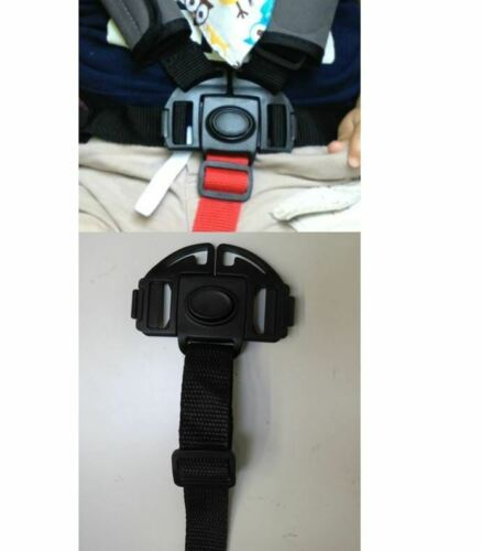 BOB REVOLUTION Stroller 5 Point Buckle Harness Bottom Strap Replacement Part NEW