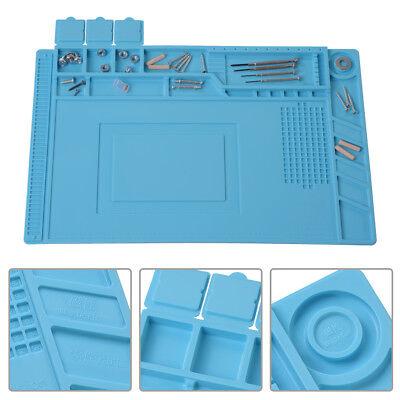 Heat-Resistant Silicone Cell Phone Repair Pad Mat Maintenance Platform Tool CT