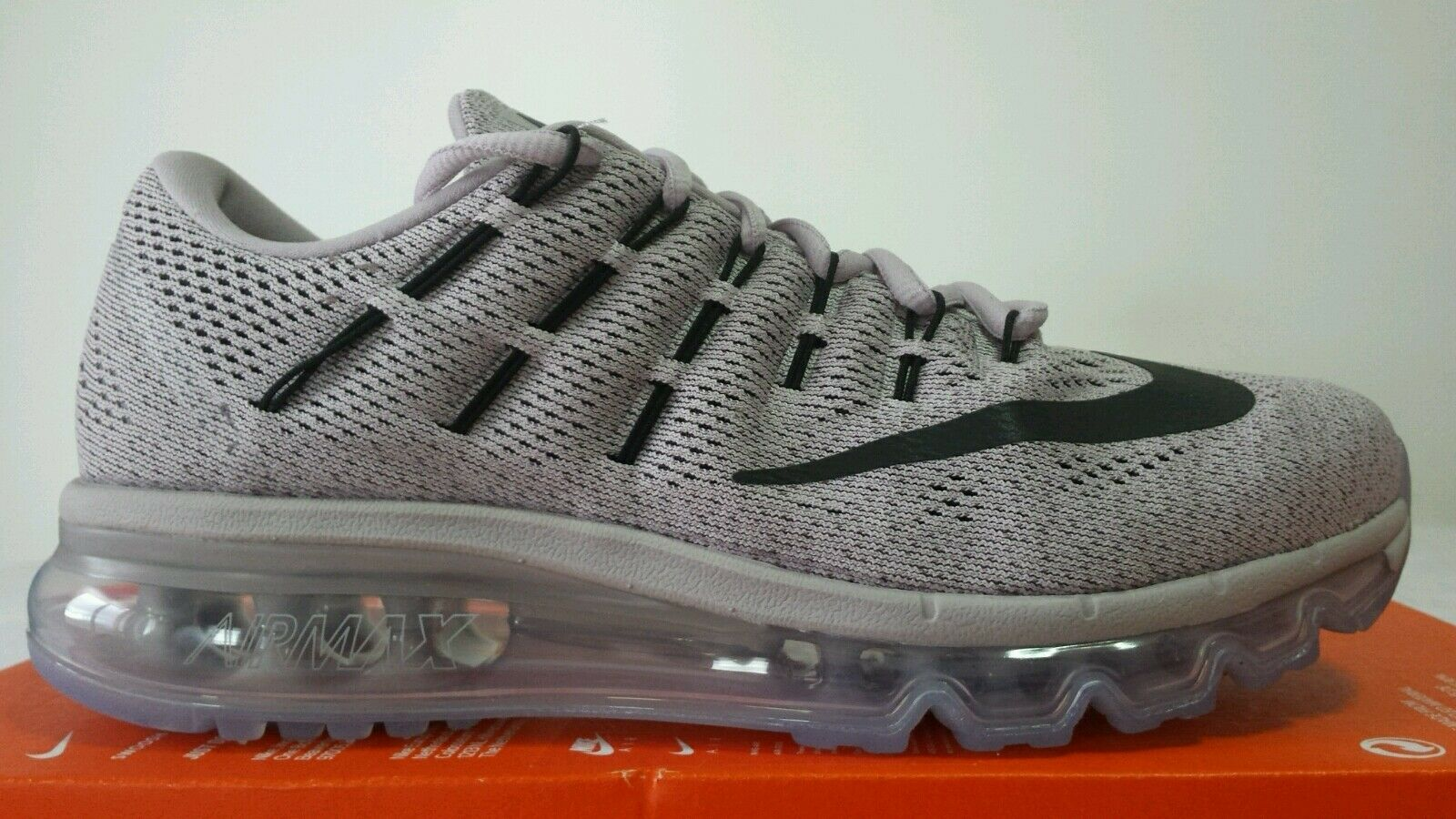 NIKE AIR MAX 2016 WMNS GLICINE BAFFO black N.40 NEW COLOR RUNNING 97 NEW OKKSPORT