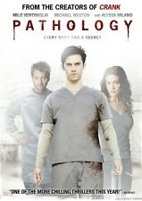 Pathology (DVD, 2007, Widescreen ONLY)