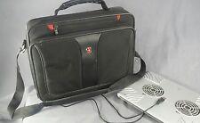 WENGER SWISS ARMY Laptop Shoulder Bag Messenger case with TARGUS cooling pad