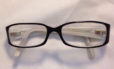 0e9b6f1195e item 8 Vogue Black Gold White Eyeglass Frames Only 51-15- 130 -Vogue Black  Gold White Eyeglass Frames Only 51-15- 130