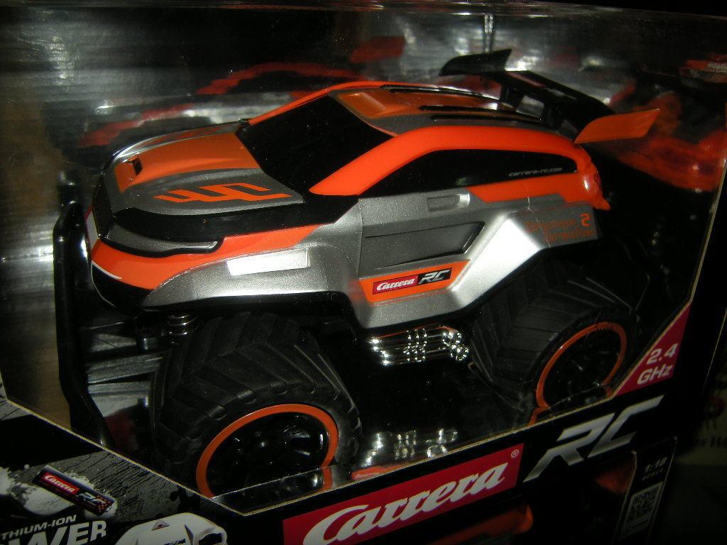 1 18 Carrera RC orange Breaker 2 2.4 GHz in OVP