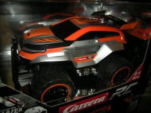 01:18 Carrera Rc Orange Breaker 2 2,4 Ghz en Ovp