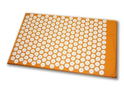 Volume Large 65 X 41 Cm, Orange Nagelmatte Capable Shanti Akupressurmatte