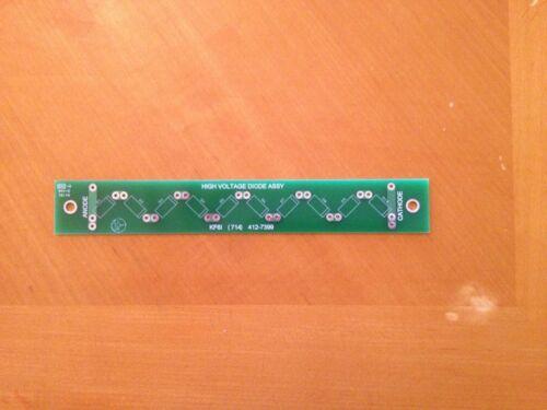 High Voltage Block Diode Rectifier Kit Ham Radio Amplifier Tesla Laser Unbuilt