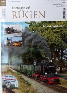 Eisenbahn Journal / Eisenbahn auf Rügen / mit DVD - Dahlum, Deutschland - Eisenbahn Journal / Eisenbahn auf Rügen / mit DVD - Dahlum, Deutschland