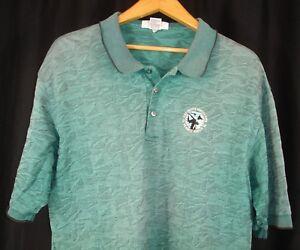 Vintage-Lacoste-Tour-US-Open-Pebble-Beach-72-82-92-Mens-Polo-Golf-Shirt-XL