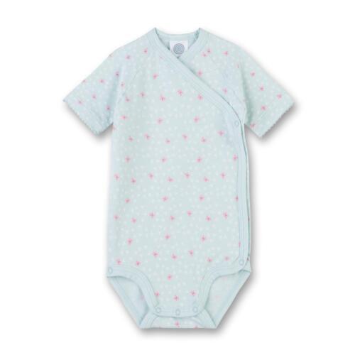 56 62 68 Sanetta Baby Wickelbody Organic Cotton Schmetterlinge Gr
