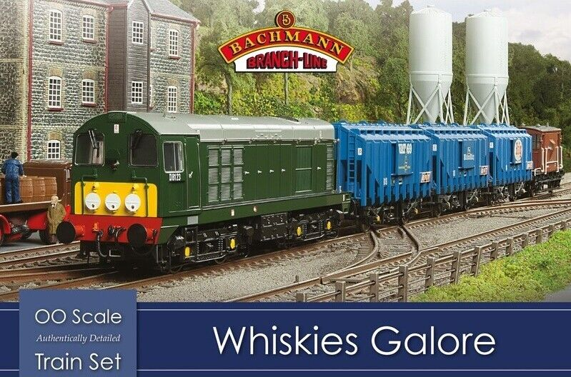 Bachmann 30-047 Whiskies Galore - Digital Train Set with Full Sound (OO 1 76)