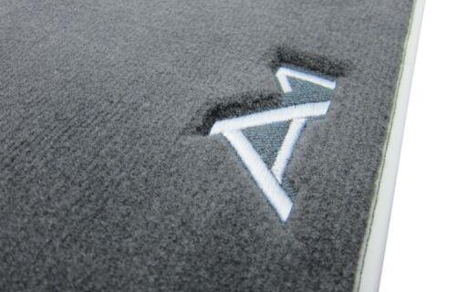Für Audi A1 8X 11-4x Original Audi Premium Velours Textil Fußmatten Matten SET