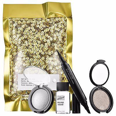 New Sealed Pat McGrath Labs Limited Edition METALMORPHOSIS 005 Eye Kit Silver