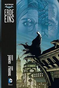 BATMAN-ERDE-EINS-2-deutsch-HC-lim-Hardcover-GEOFF-JOHNS-GARY-FRANK