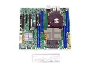 Supermicro X10DAL-i ATX 2x Heatsink LGA2011-3 Intel C612 DDR4 Server Motherboard