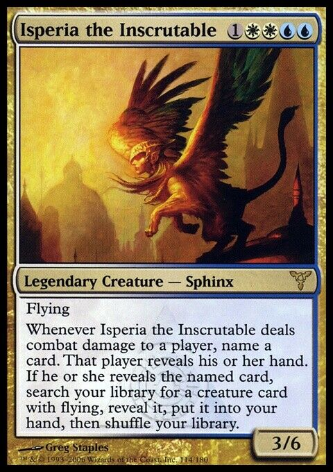 MTG 1x MIGHT OF THE NEPHILIM Dissension *FOIL NM*