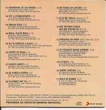 "rare CD 70's 80's JOSE LUIS RODRIGUEZ ""el puma"" culpable soy yo AMALIA ROSA"
