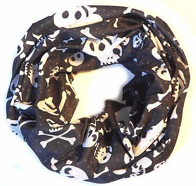 Luminosa Casco Berretto Loop Multi Panno Sciarpa Foulard Tempesta Cappa 139 Multituchfunnyskull-nnyskull It-it Mostra Il Titolo Originale