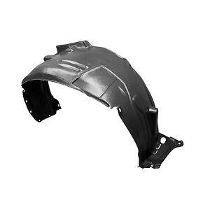 2010-2013 GMC TERRAIN Front Bumper PASSENGER Inner Fender Splash Shield Liner