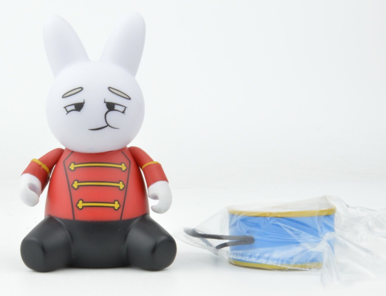 Pails Davis Kidrobot Band Camp 3000 Labbit Vinyl 3-Inch Mini-Figure