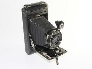 No1-Pocket-Kodak-Autographic-120-Medium-Format-Folding-Camera-H545