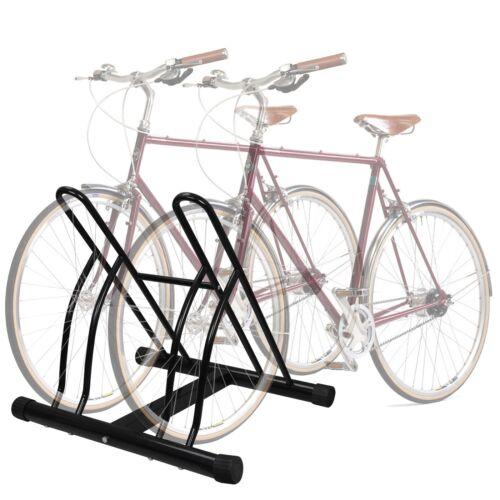 Large Bike Floor Storage Rack Stand Holder Cycle Bicycle School Outdoor Garage