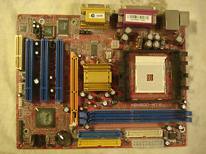 BIOSTAR MOTHERBOARD K8M800 TREIBER