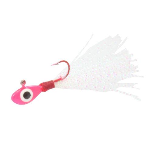 Northland Fishing Tackle Pink//White Gypsi Jig®
