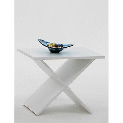 PHIL Simple Coffee/Side Table Walnut/White/Purple