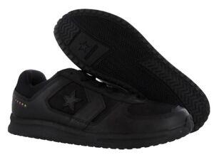 e8d922bba617 Converse Scramble Ox Retro Men s Black Sneakers Shoes Size US 9.5 ...