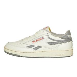 Details zu Reebok Club C Revenge MU Chalk True Grey White Sneaker Sportschuhe