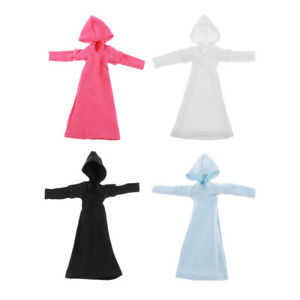 1-9-Action-Figure-Accessory-1-9Doll-Clothes-Action-Figure-Hooded-Dress-Decor