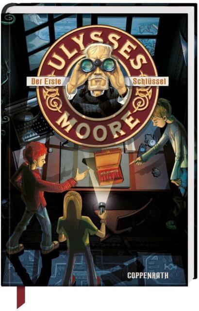 Bruno, Iacopo - Ulysses Moore 06. Der Erste Schlüssel /3