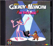 James GALWAY & Henry MANCINI In The Pink Panther RCA CD Breakfast at Tiffany's