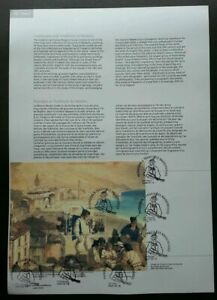 SJ-Portugal-Landscapes-And-Tradities-2001-Traditional-stamp-ms-on-info-sheet