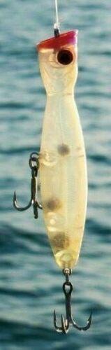 Grauvell Jinza Niigata Topwater Popper Bass Pike Fishing Lure 130mm 36g