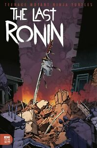 TMNT THE LAST RONIN #3 2021 Kevin Eastman Main Cover A 1st Print IDW NM 5/17/21