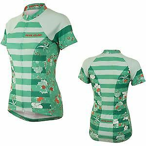Pearl Izumi Women's,  Sel Escape Ltd SS Fz Jersey, Muse Green Spruce, Size M  save 50%-75%off