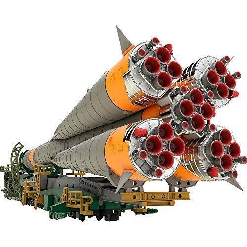 Good Smile Soyuz Cohete & Transporte Tren 1 150 Escala