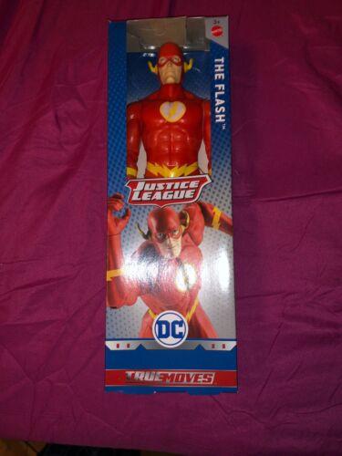 "DC Flash 12/"" Action Figure-Titan Hero Series"