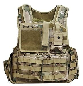 Image is loading Stand-United-Tactical-Multicam-Plate-Carrier  sc 1 st  eBay & Stand United Tactical Multicam Plate Carrier | eBay