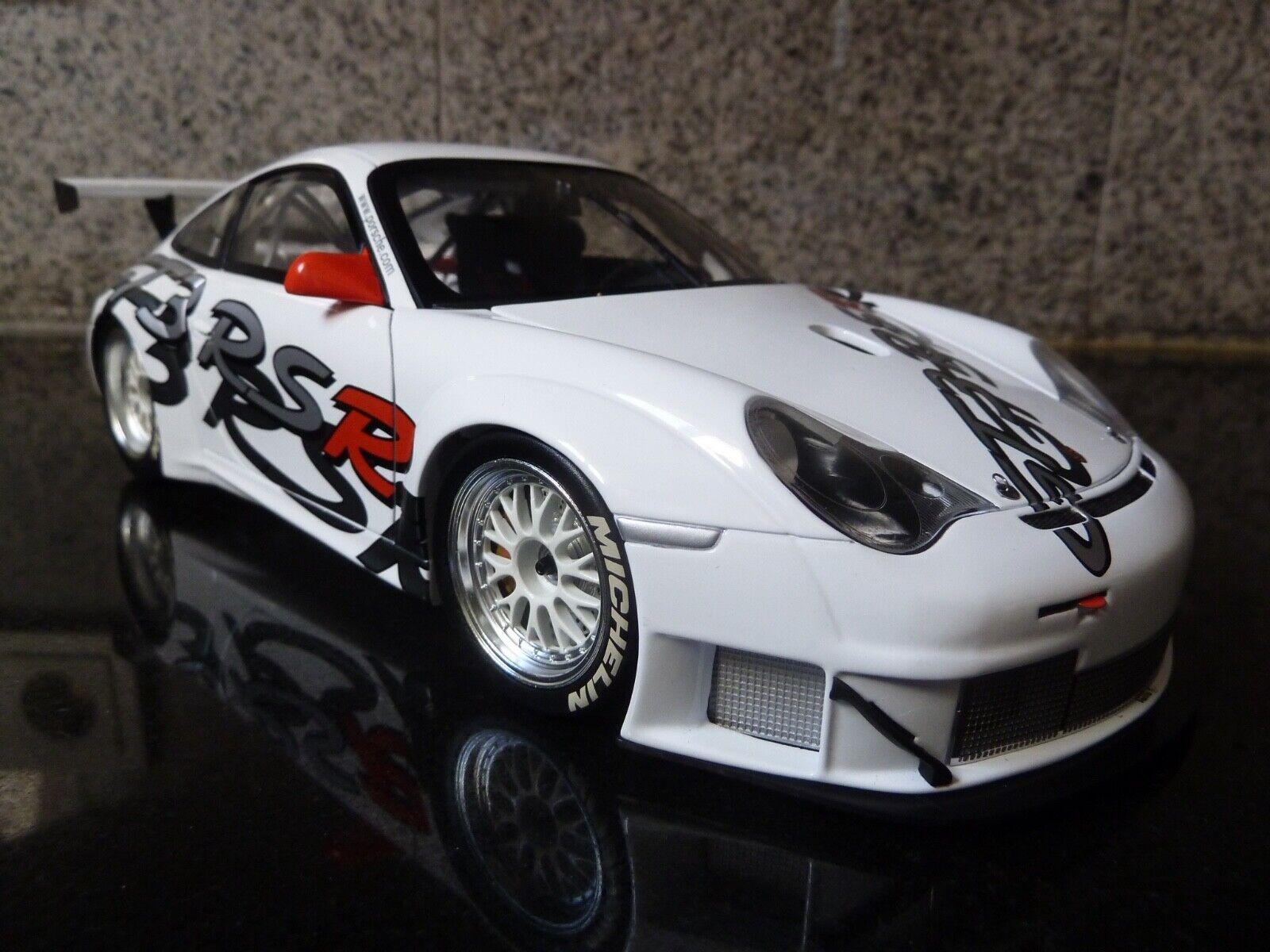 1 18 Dealer edizioneMinichamps, Porsche 911 gt3 RSR